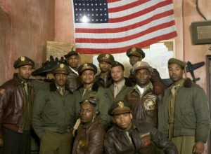 """""""Red Tails"""" cast"""